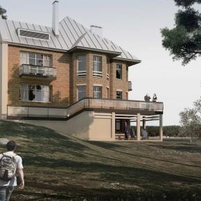 Дом в Соловьёвке