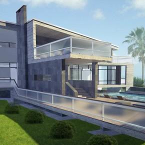 Дом в тропиках