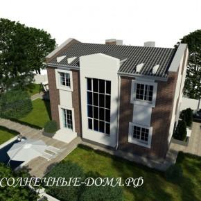 Солнечный энергоэффективный дом 2.1