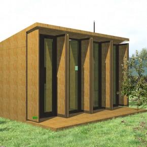 Дачный домик «Datchia house»