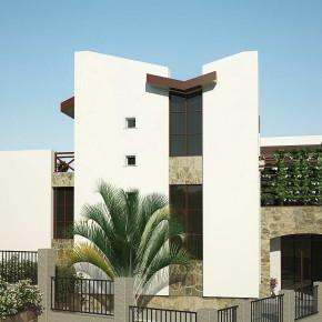 Проект индивидуального жилого дома ConstantHouse