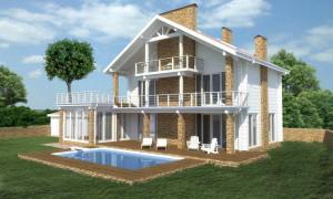 Organic House 15