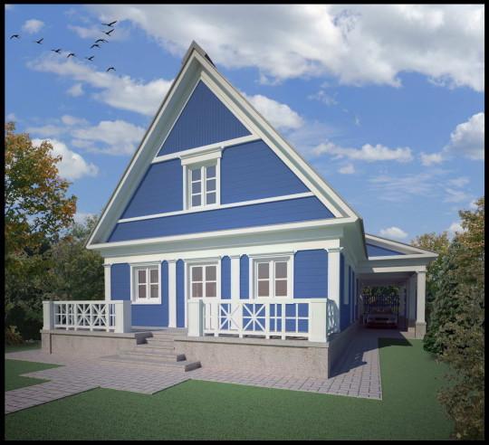 Самый маленький дом — 2