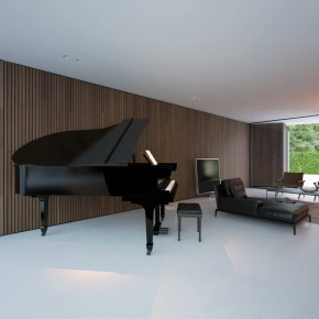 House with piano 13