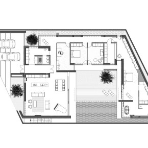 House with piano 38