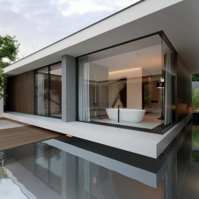 House with piano 6