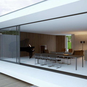 House with piano 8