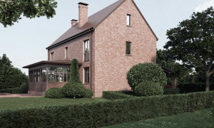 Cottage in the English style 4