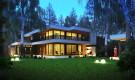 Проект современного частного дома в Казани