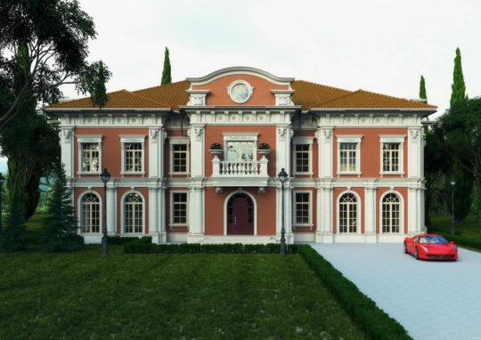 Italian House 1