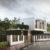 Проект двухэтажного дома с плоской крышей 3