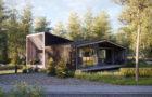 Проект быстровозводимых модульных домов